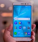 "Cмартфон Asus ZenFone 3 ZE520KL (металл+стекло,5.2"", 3GB RAM, 16 МР, 2хSIM, GPS, LTE)"
